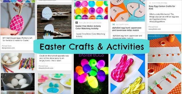 easter crafts feature