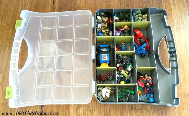 lego mini figure storage