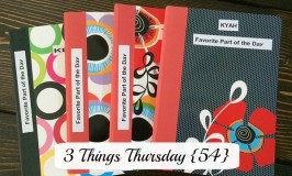 3 things 54 feature