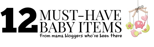Baby must haves feature