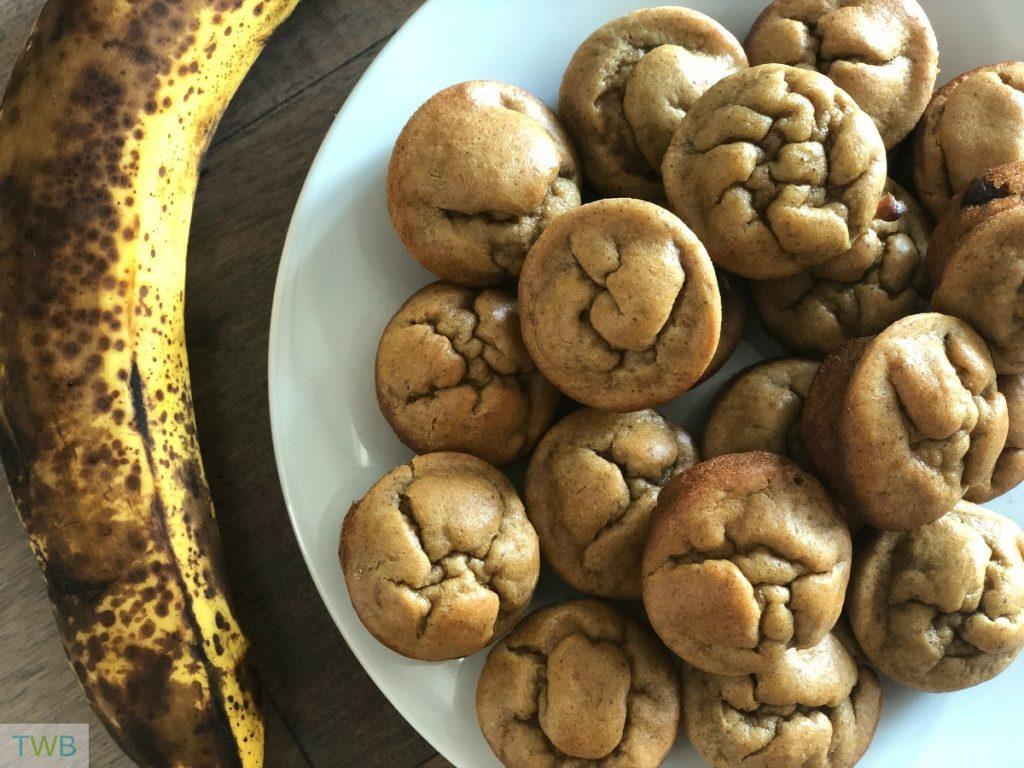 Flourless Blender Muffins