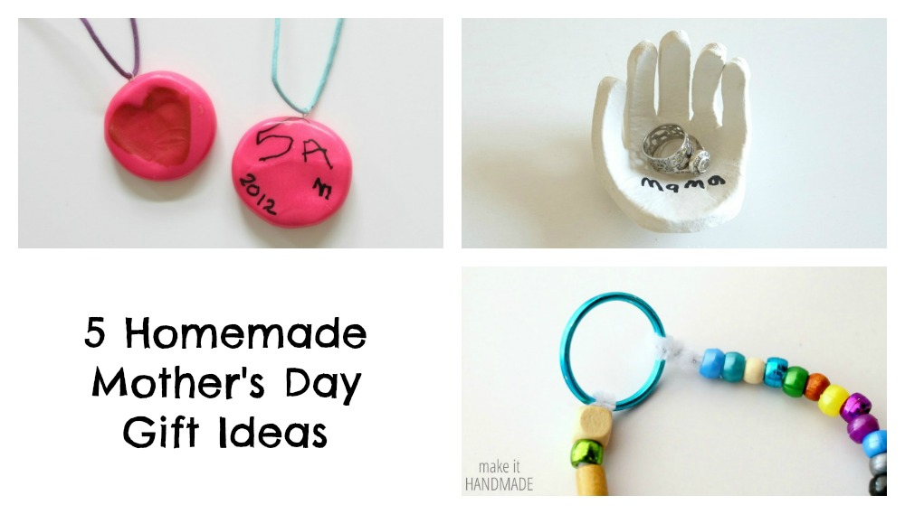 Mothers Day Homemade Gifts
