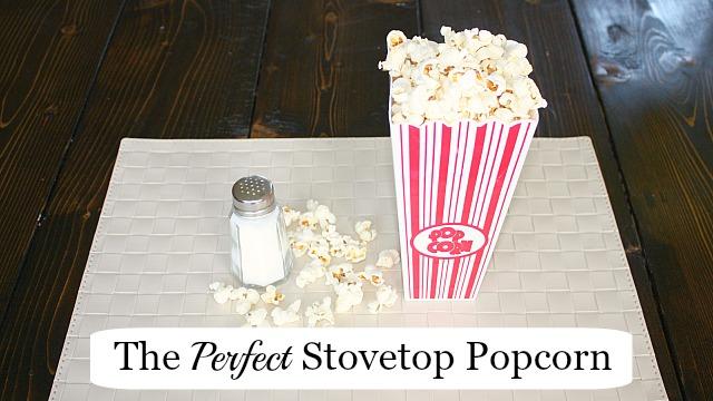 popcorn - feature