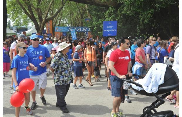 World Partnership Walk 2015
