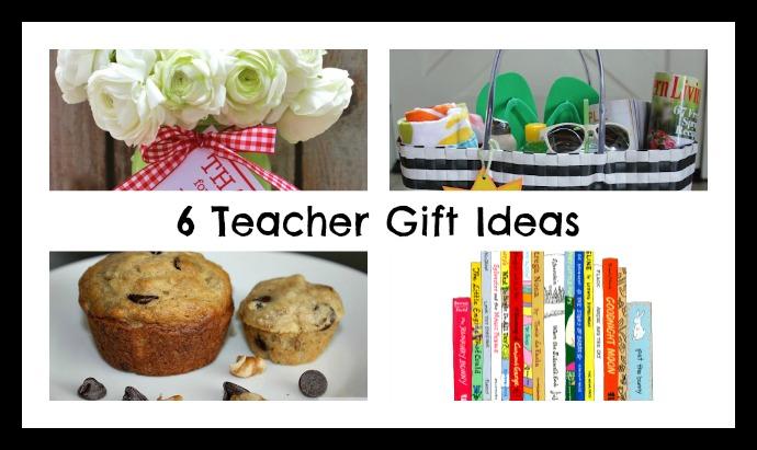6 teacher gift ideas feature