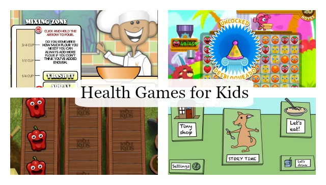 Health games feature