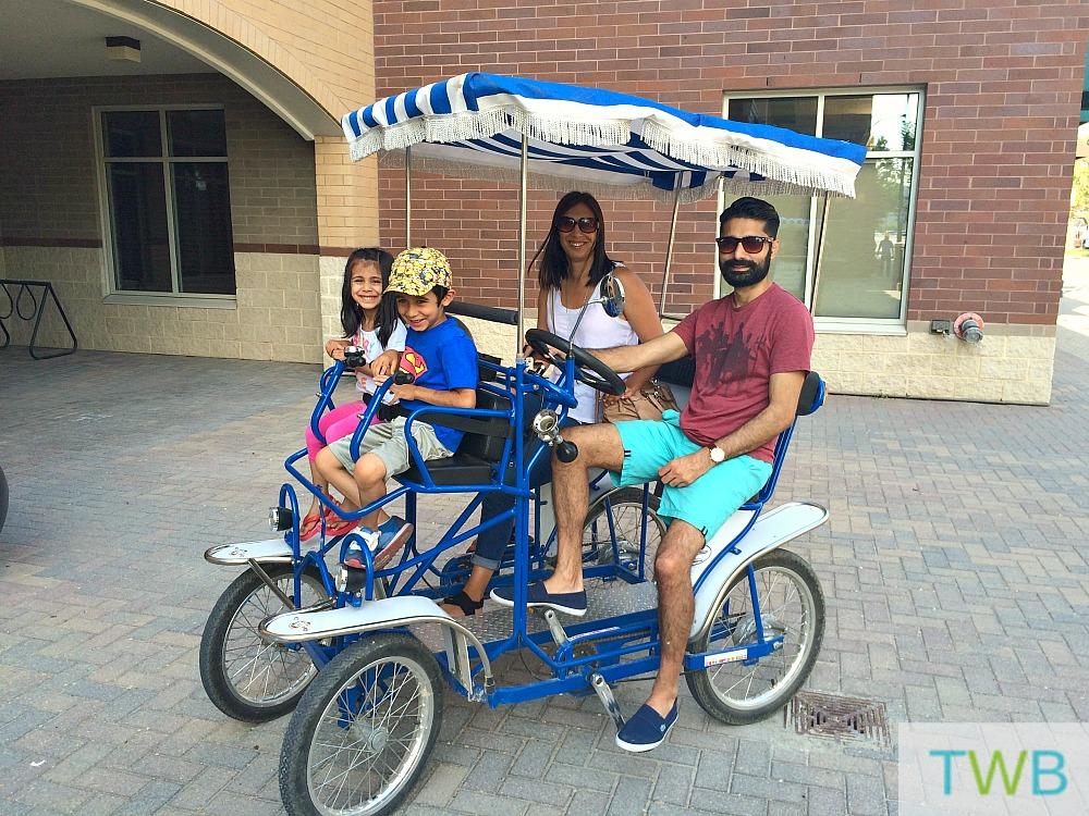 WPG - bike ride