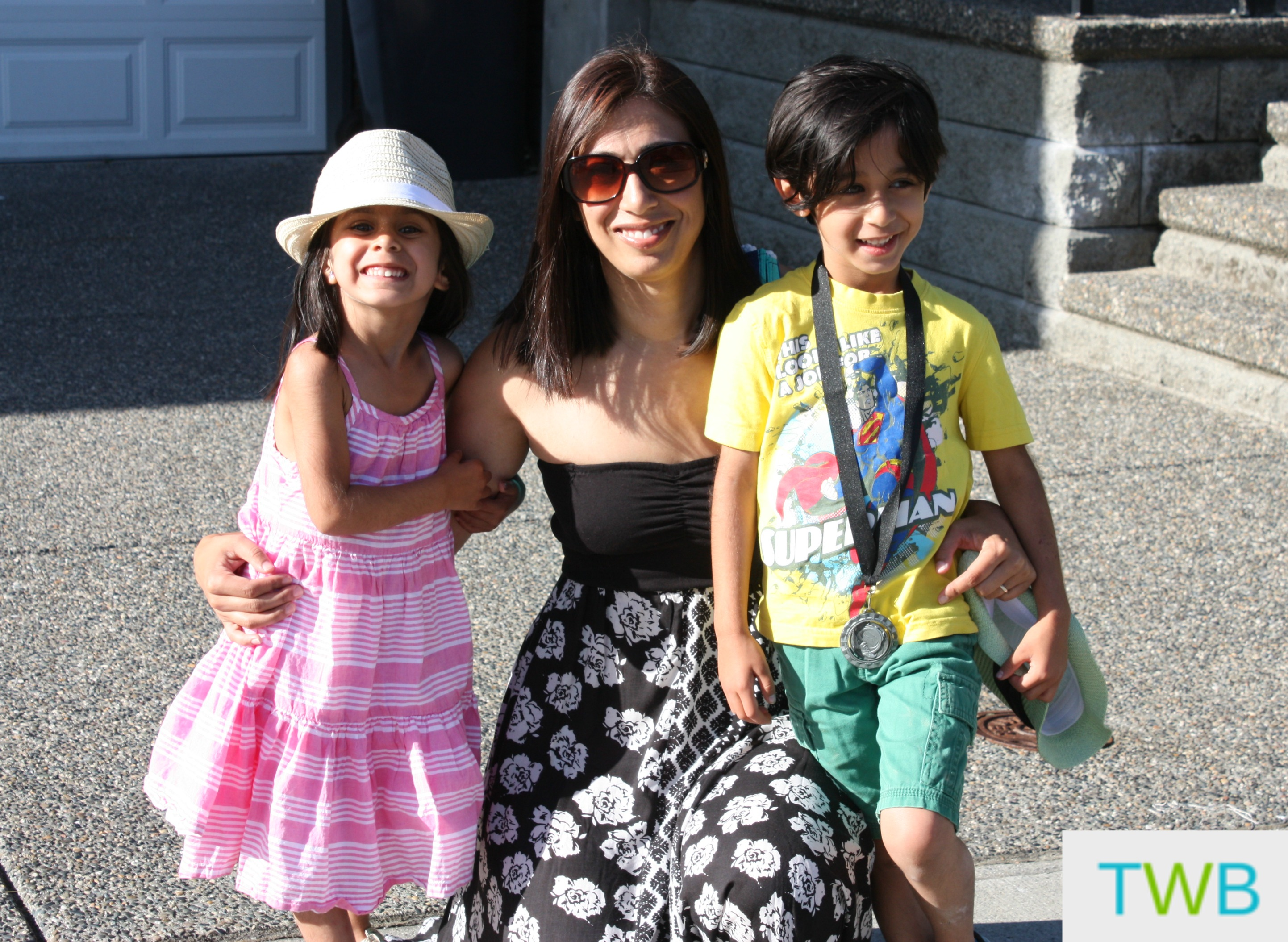 #freshlydressed with the kids