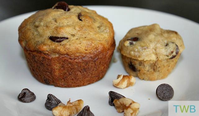 teacher gifts muffins