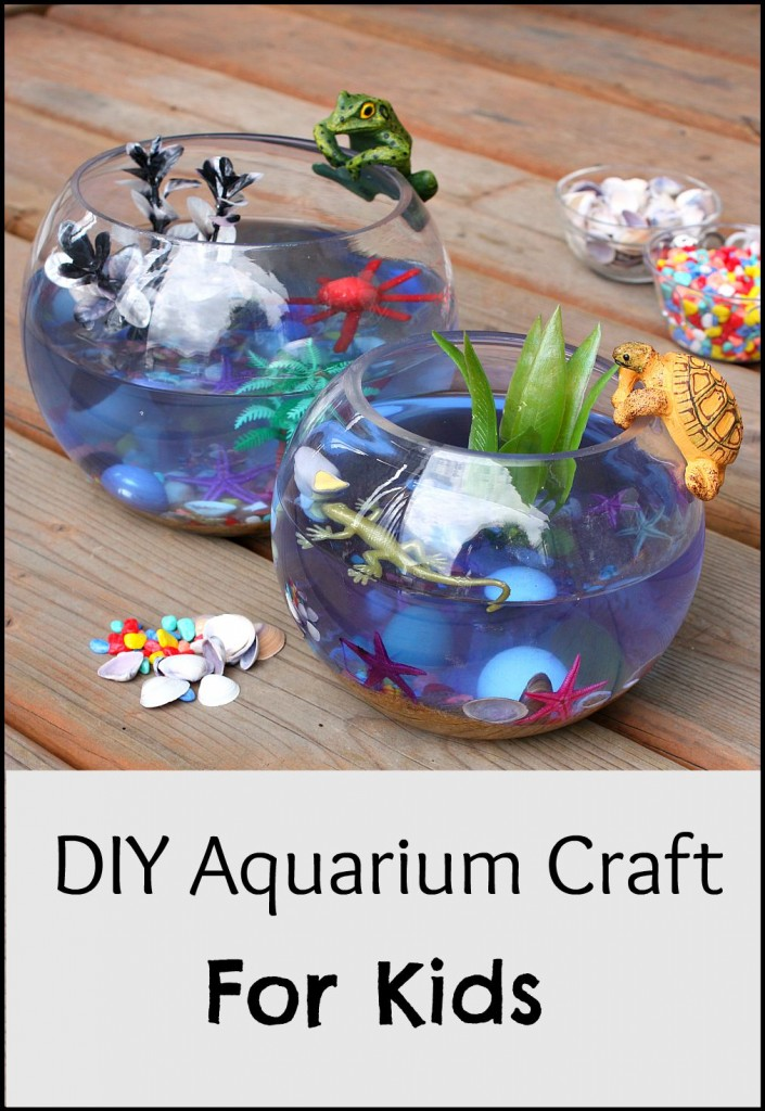 Aquarium Craft Pinterest