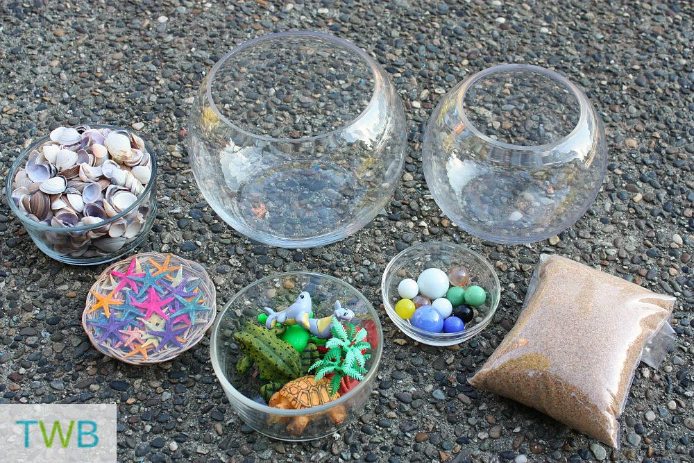 Easy Aquarium Craft - Aquarium supplies