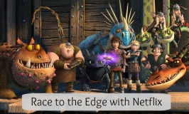 Netflix july Race to the Edge feature