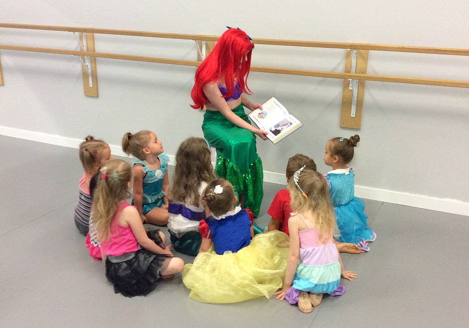 Photo Courtesy: Pulse Dance Centre