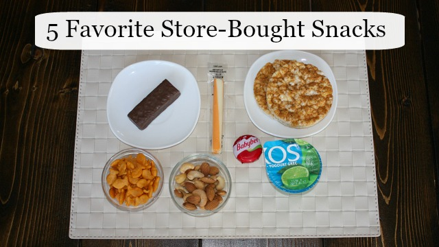favourite store bought snacks feature