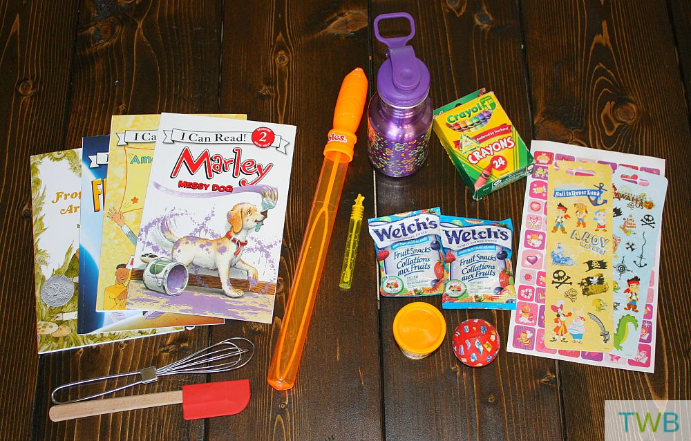 10 Loot Bag Ideas - The Write Balance