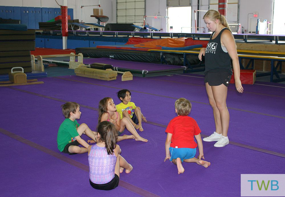 Tag Gymnastics 2