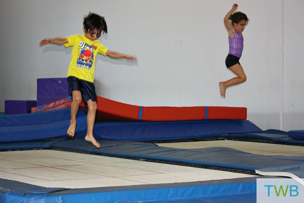 Tag Gymnastics 4