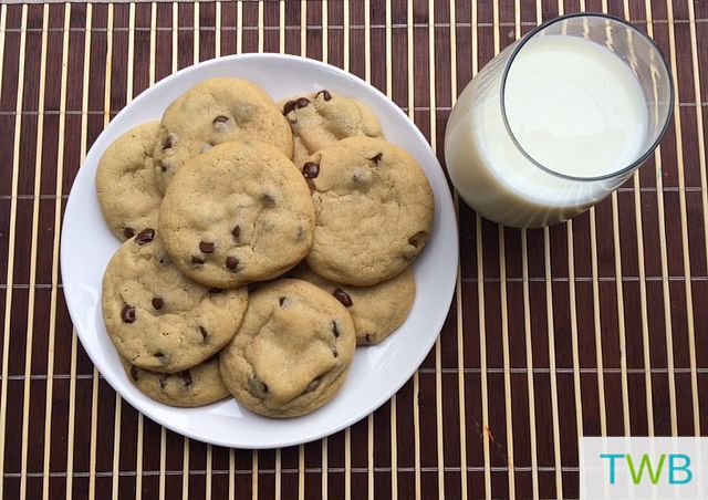 3TT Best Chocolate Chip Cookies