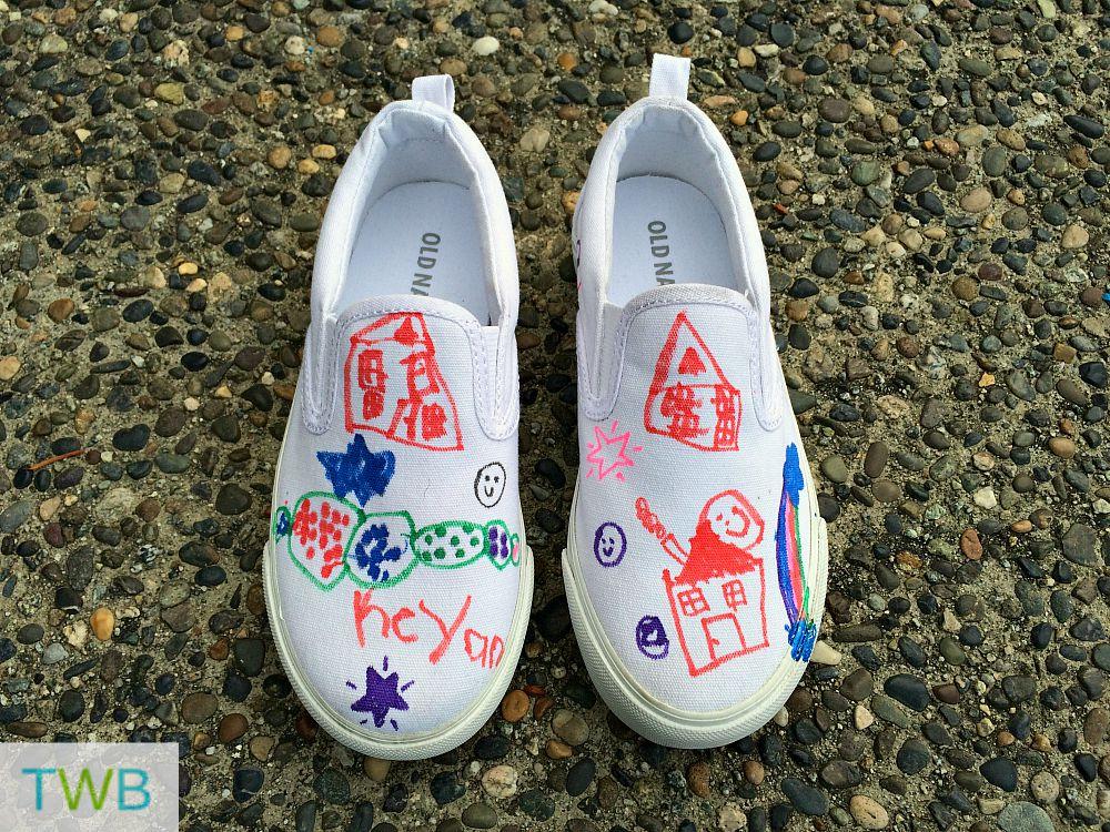 3TT DIY shoes