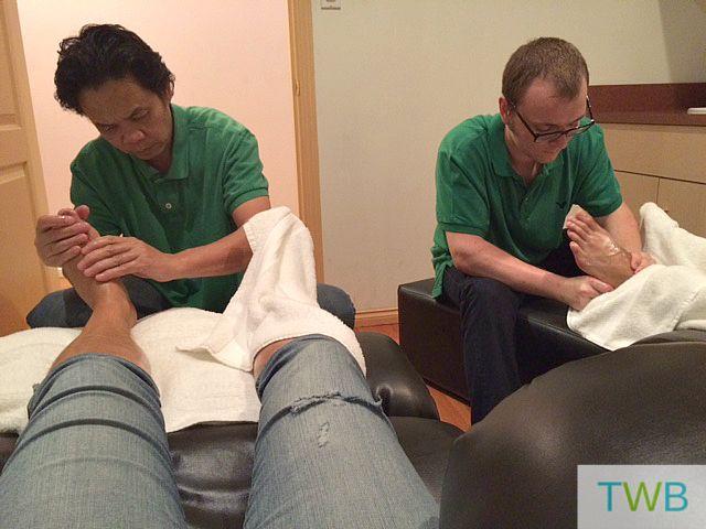 3TT Foot Massage