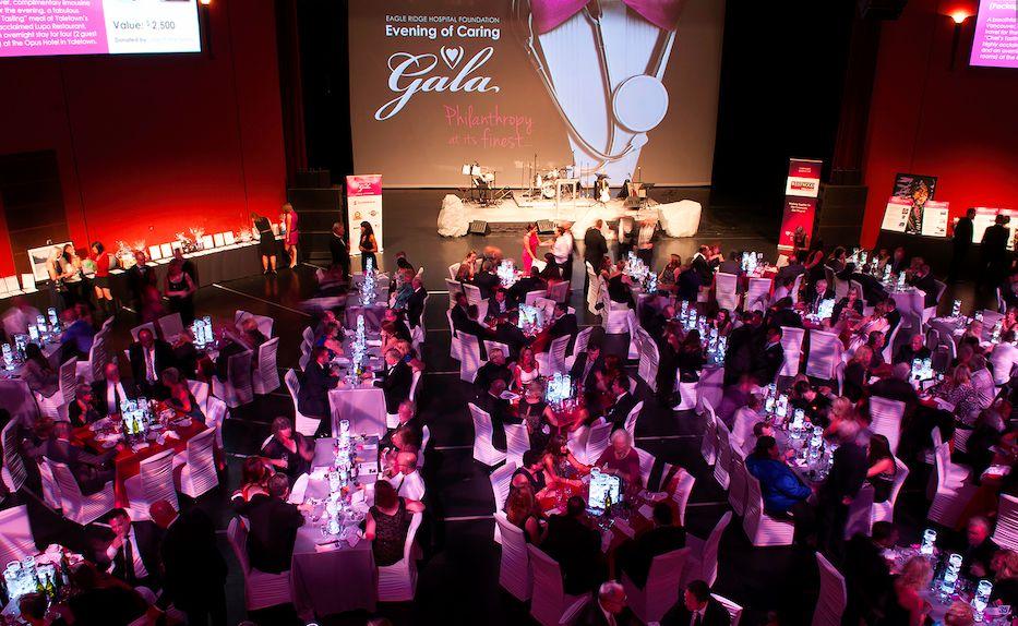 Evening of caring gala ERHF