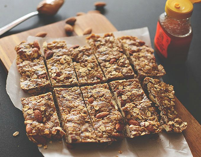 10 Snack Ideas for School Lunches