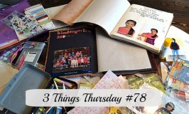 3 Things Thursday #78