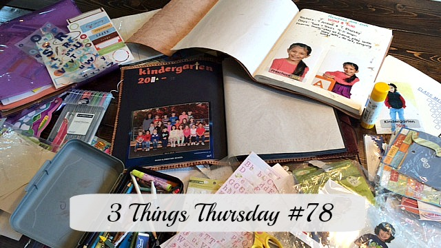 3 Things Thursday #78