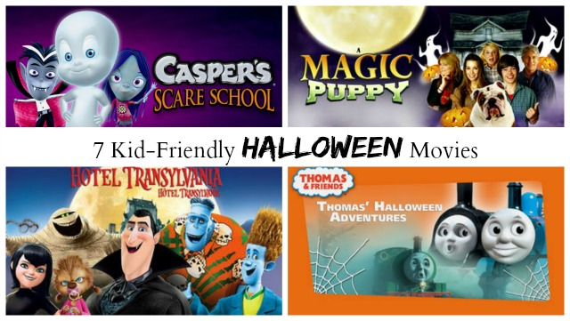 Kid-Friendly Halloween Movies Feature