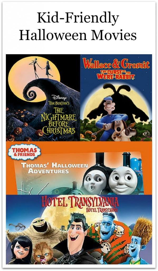 Kid friendly halloween movies on netflix