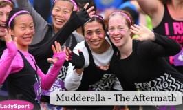 Mudderella the aftermath