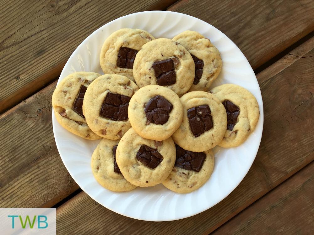 3TT Lindt Shortbread Cookies