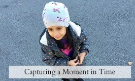 Capturing a Moment in Time