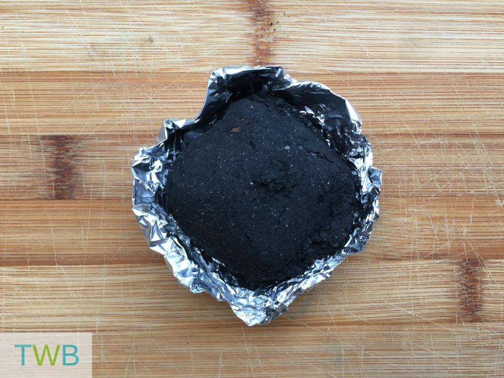Charcoal for biryani