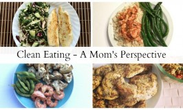 Clean Eating - Mom's Perspective feature