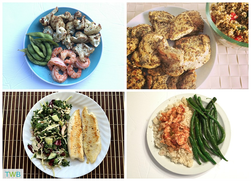 Cleaning Eating - Dinners