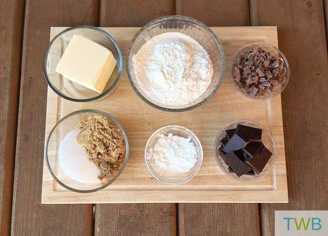 Lindt Shortbread Cookies - Ingredients