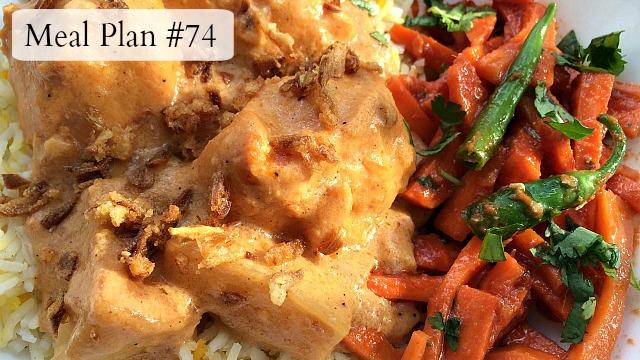 Meal Plan #74