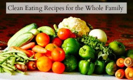 clean eating recipes - feature