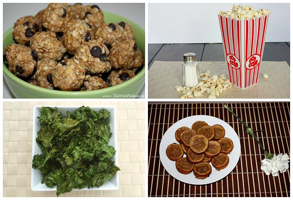 clean eating - snacks