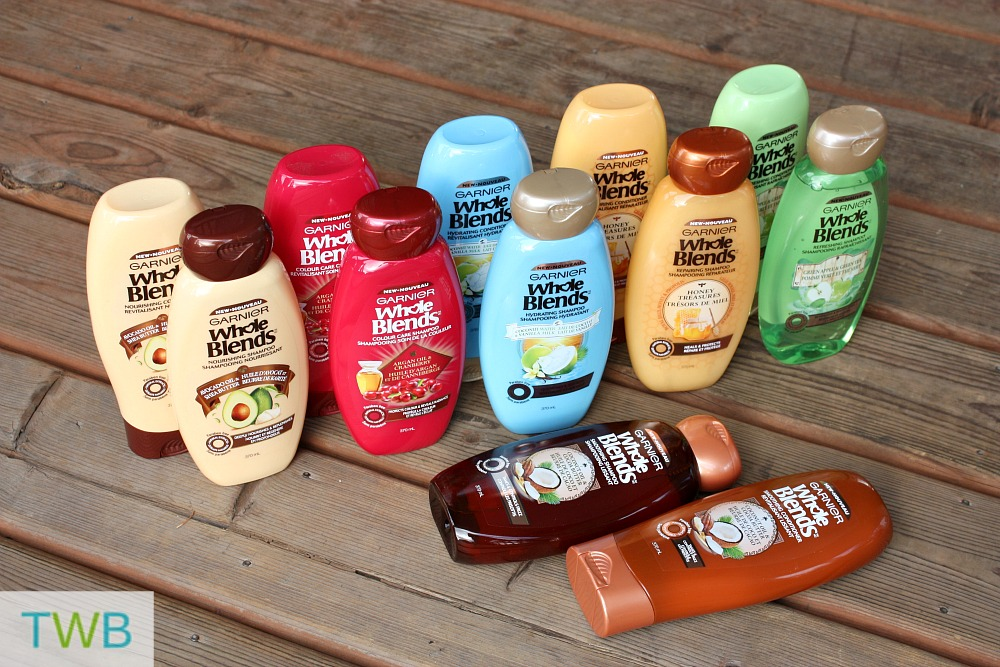 Garnier Whole Blends Collection