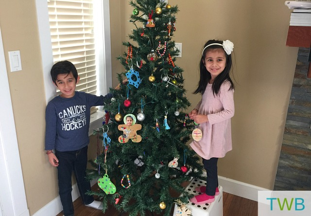 Homemade Ornaments - feature