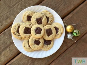 Lindt Shortbread Cookies for Holiday Baking