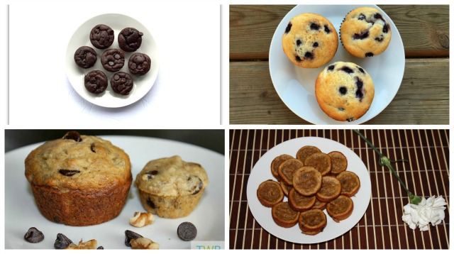 5 Muffin Recipes feature
