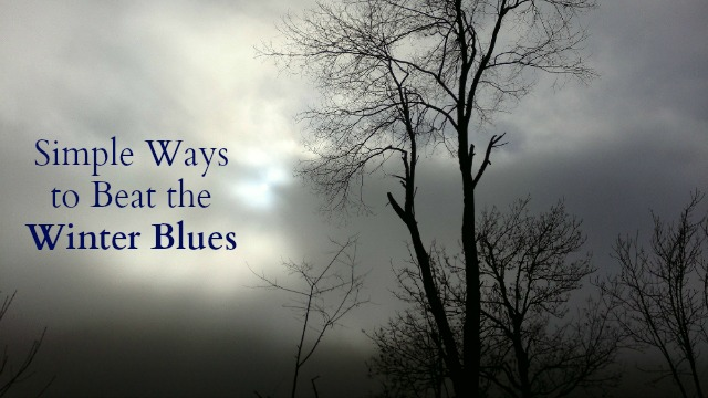 5 Simple Ways to Beat the Winter Blues