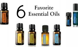 6 Favorite Essential Oils