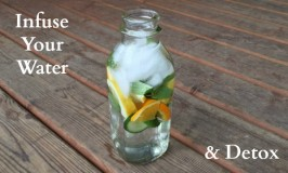Infuse your water & Detox feature