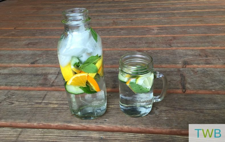 Infusing Your Water feature