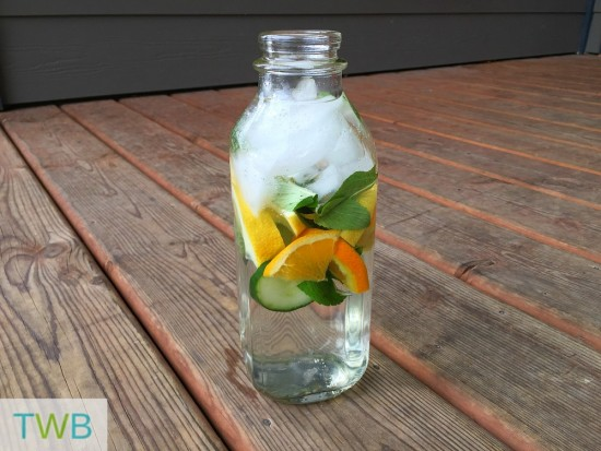Infusing your Water and Detox