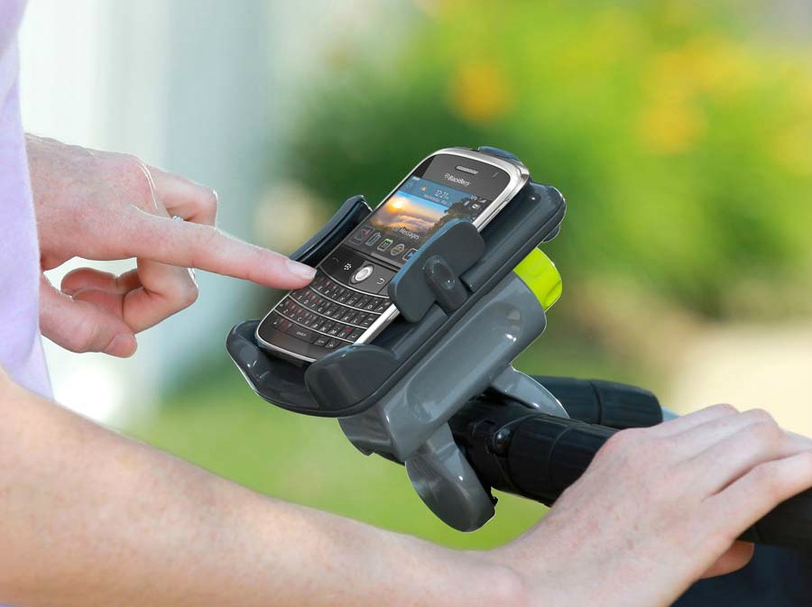 Phone-Stroller-holder